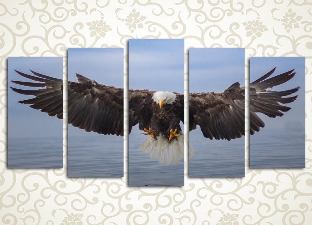 Модульная картина Гордый орел