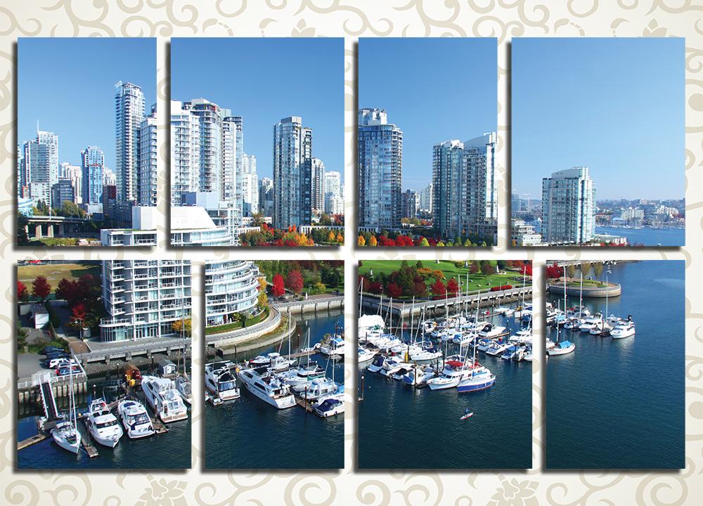 Модульная картина Ванкувер (Канада)