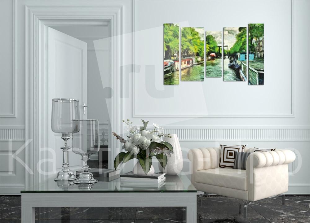 Модульная картина Ван Гог от Kartina-Pro