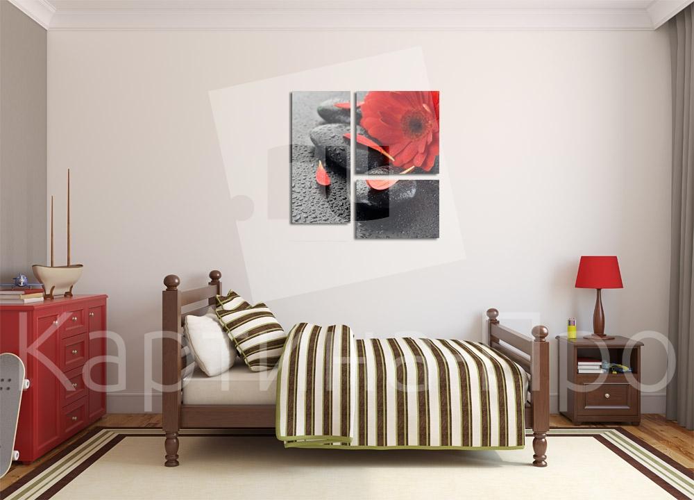 Модульная картина Дзен от Kartina-Pro