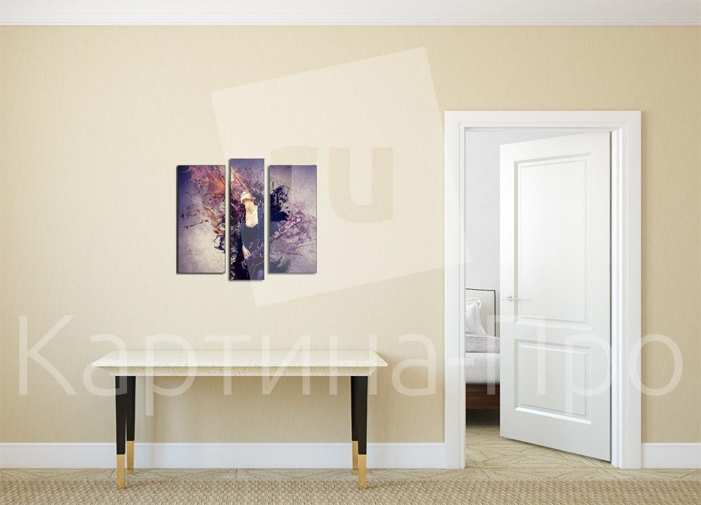 Модульная картина Молодость от Kartina-Pro
