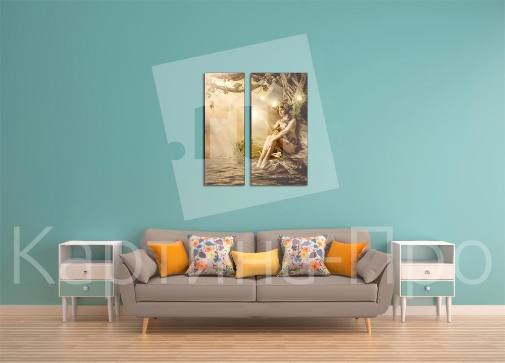 Модульная картина Древо жизни от Kartina-Pro