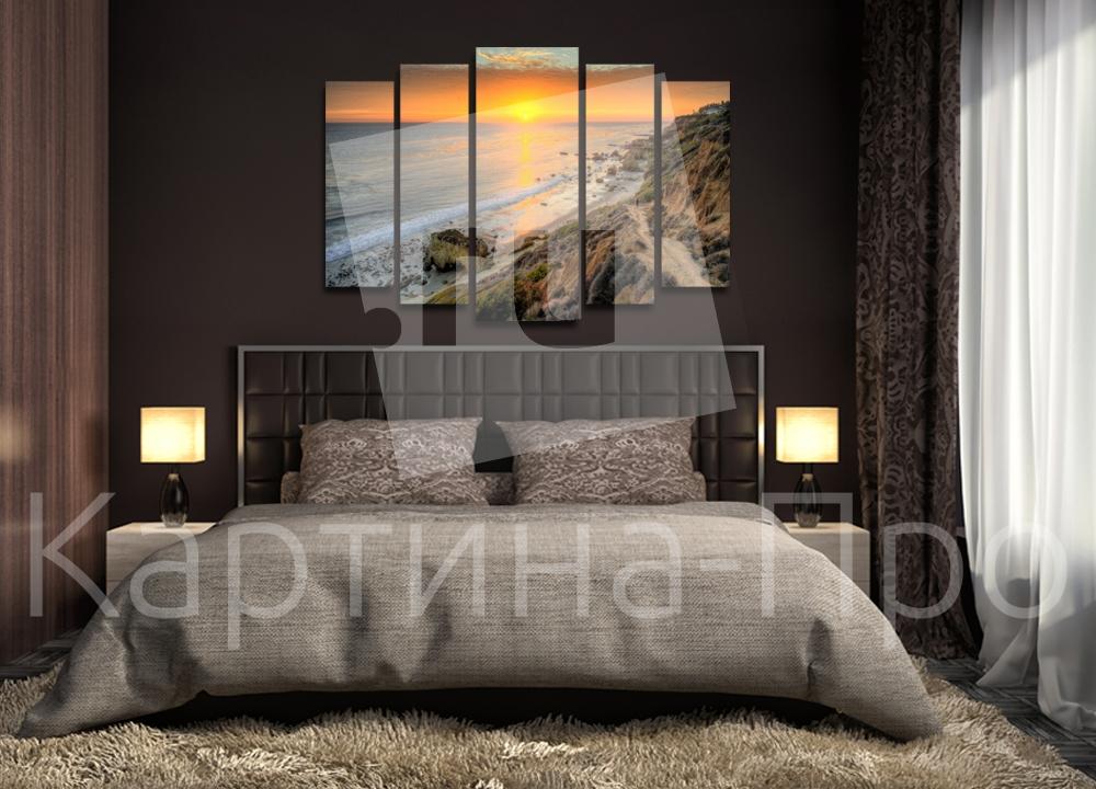 Модульная картина Идеальное место для отдыха от Kartina-Pro