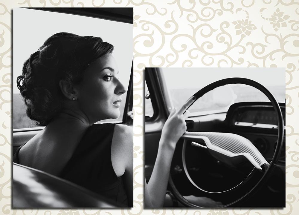 Модульная картина Элегантная ледиМодульная картина «Элегантная леди» выполнена в изысканных черно-белых тонах. Она изображает гламурную даму за рулем роскошного автомобиля. Это полотно станет отличным украшением интерьера прихожей, холла, зала, а также кухни. Изображение состоит из 2 прямоугольных модулей, изготовленных на прочных сосновых каркасах под строгим контролем качества сборки.<br>