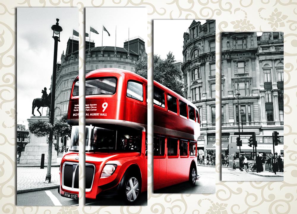 Модульная картина Символ Лондона