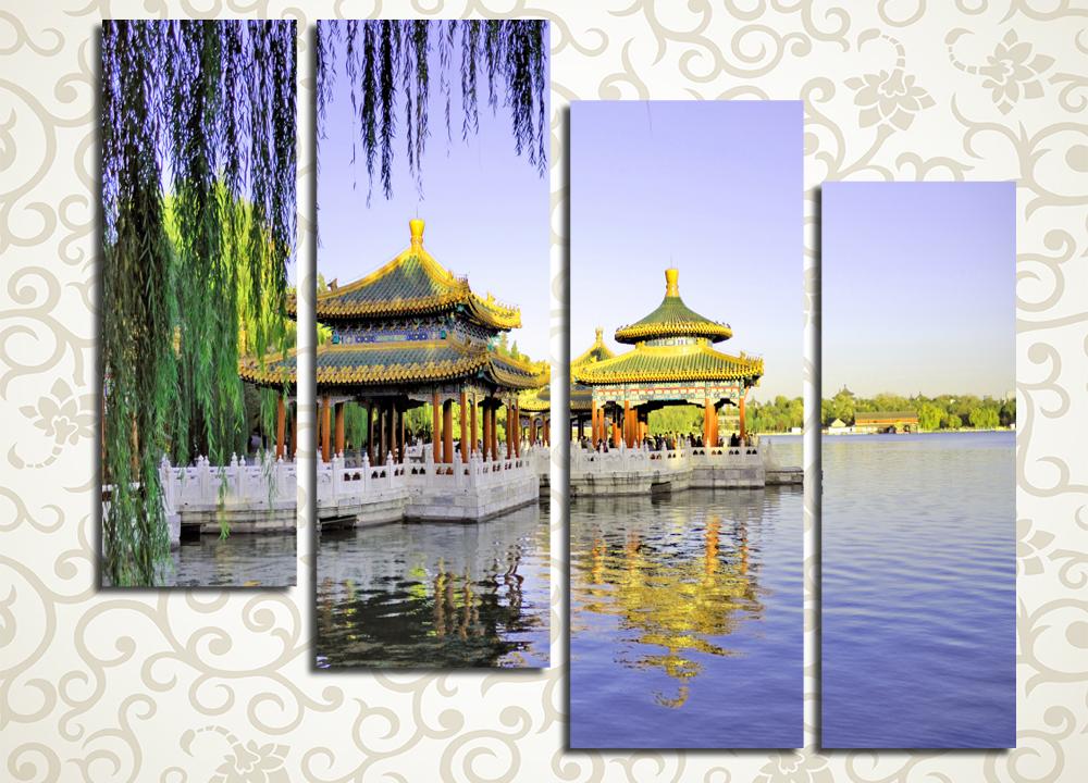 Модульная картина Пекин<br>