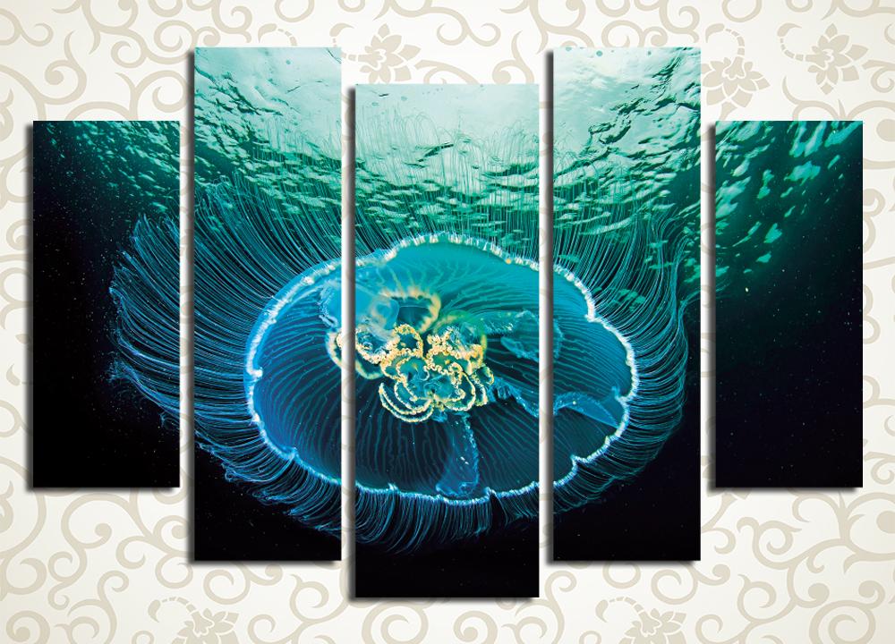 Модульная картина Медуза<br>