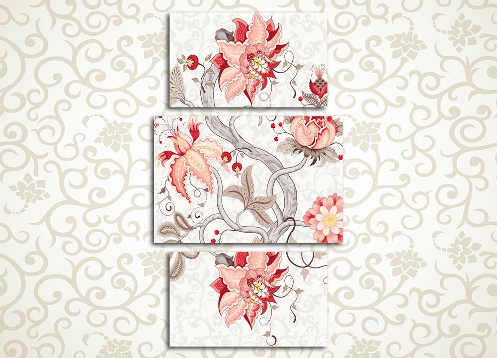 Модульная картина Майские цветы