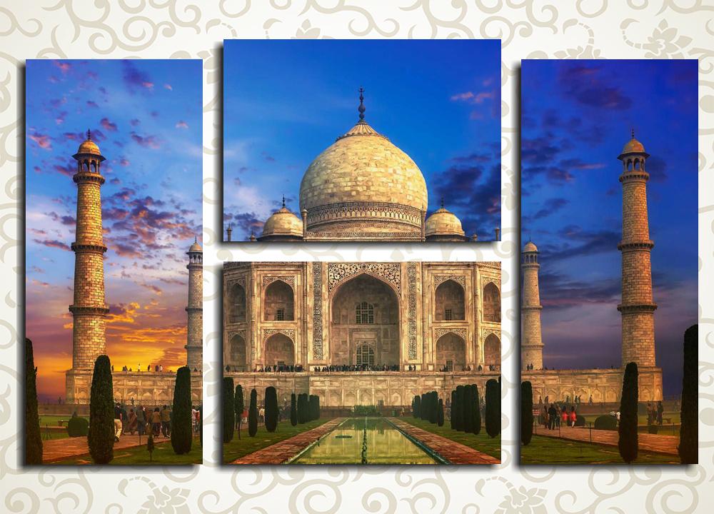 Модульная картина Индия