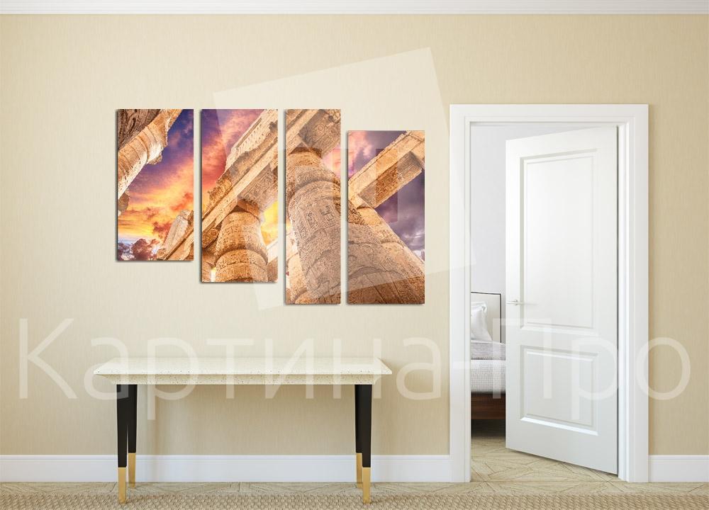 Модульная картина Египет от Kartina-Pro