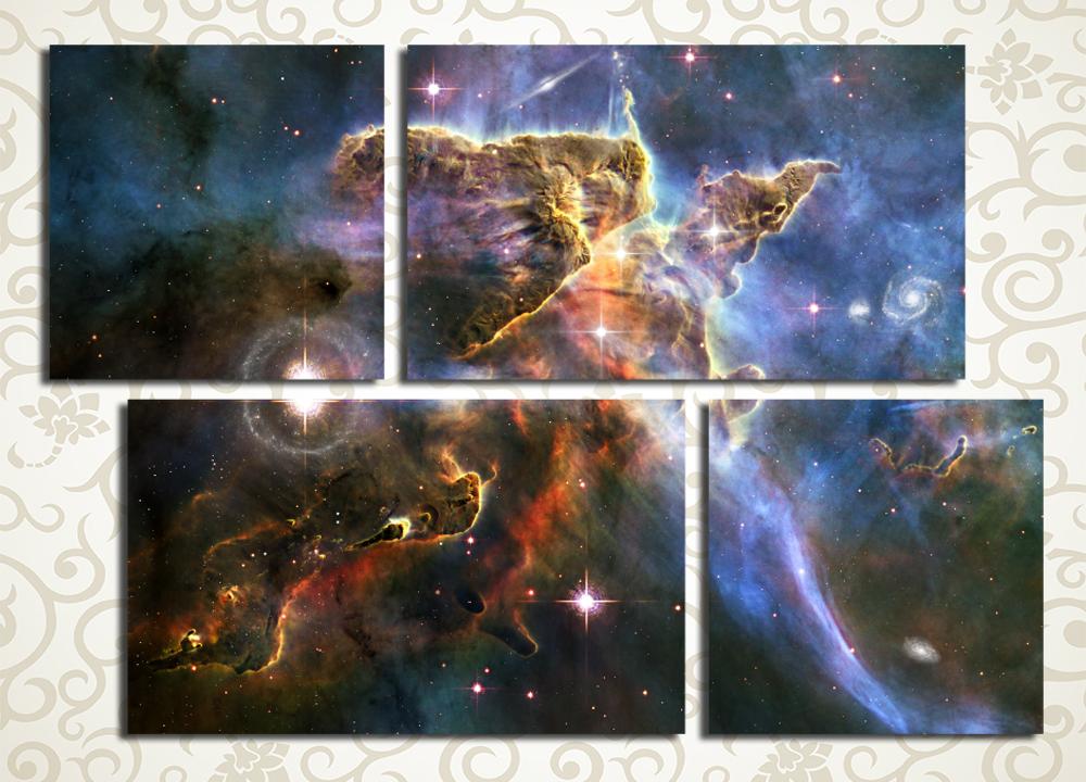 Модульная картина Звезды