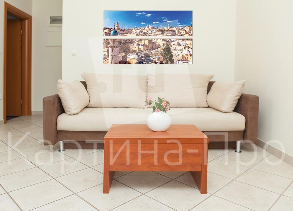 Модульная картина Иерусалим (Израиль) от Kartina-Pro