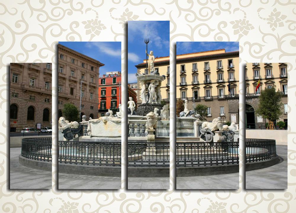 Модульная картина Неаполь (Италия)