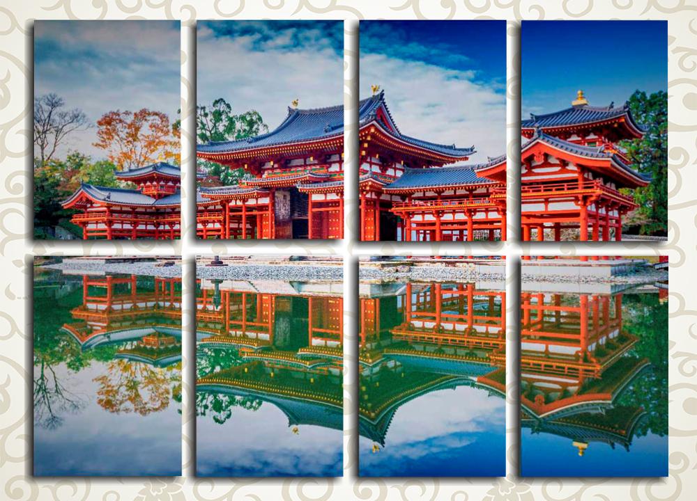 Модульная картина Киото, Япония